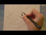 Видеоурок рисования. Рисуем Дракона (2014)